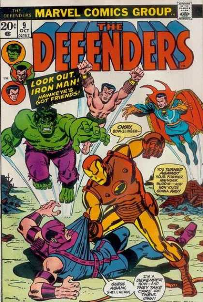 Classic Comic Covers - Page 2 9-1