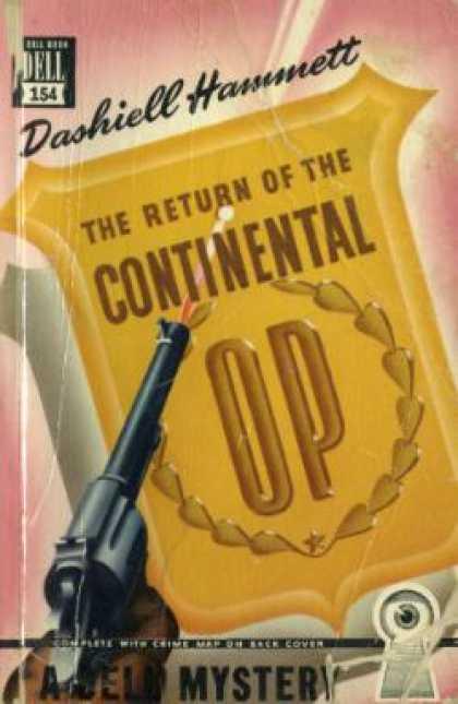 Continental Op (Defender) 1535-1