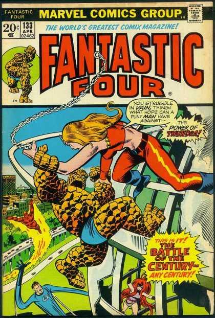 157-158 - [Debate] ¿Qué comics salieron en el mes que naciste? - Página 2 133-1