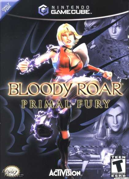 Bloody Roar Extreme  Download  Library 30-1