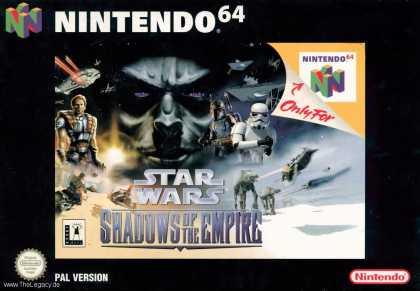 [Console] La Nintendo 64 - Page 2 21-1