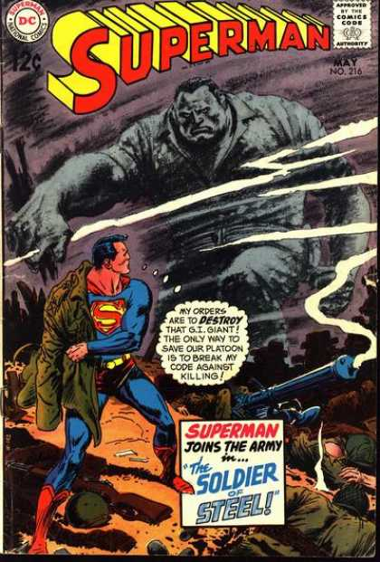 Classic Comic Covers - Page 2 216-1
