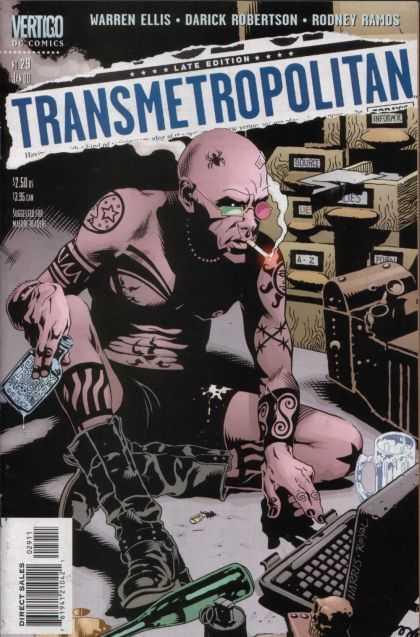 [Debate] Comics & Actualidad (Reboot) 29-1