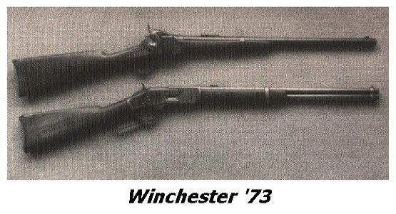 Western y algo más. Winchester73