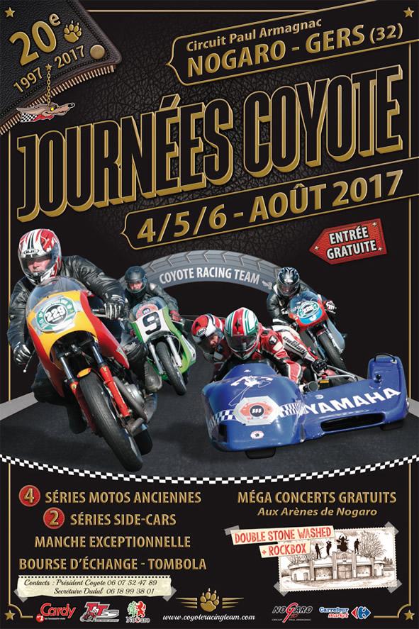 Weekend  du 5/6 Aout Affiche2017