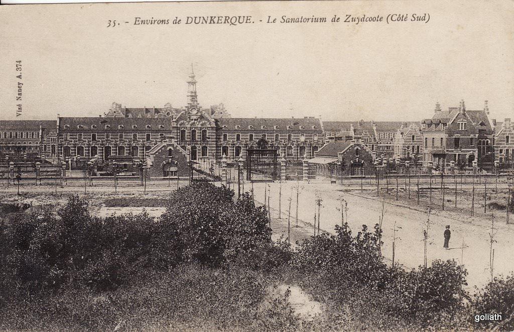 Villes et villages en cartes postales anciennes .. - Page 35 1321420814-zuydcoote