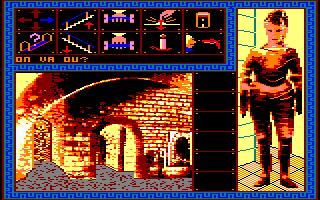 LA GUERRE AMSTRAD CPC/COMMODORE C64 Forteresse