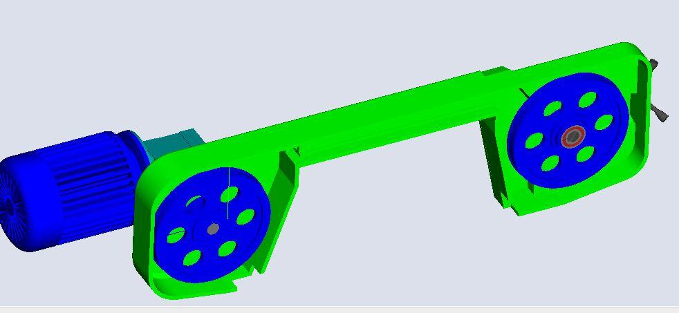 fabrication d'une scie a ruban pour métaux D01