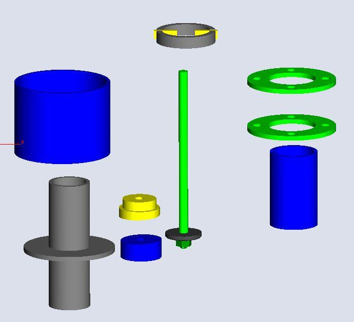 fabrication d'une scie a ruban pour métaux - Page 3 Pl03