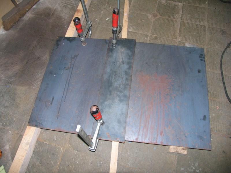 fabrication d'une scie a ruban pour métaux - Page 2 Scm03