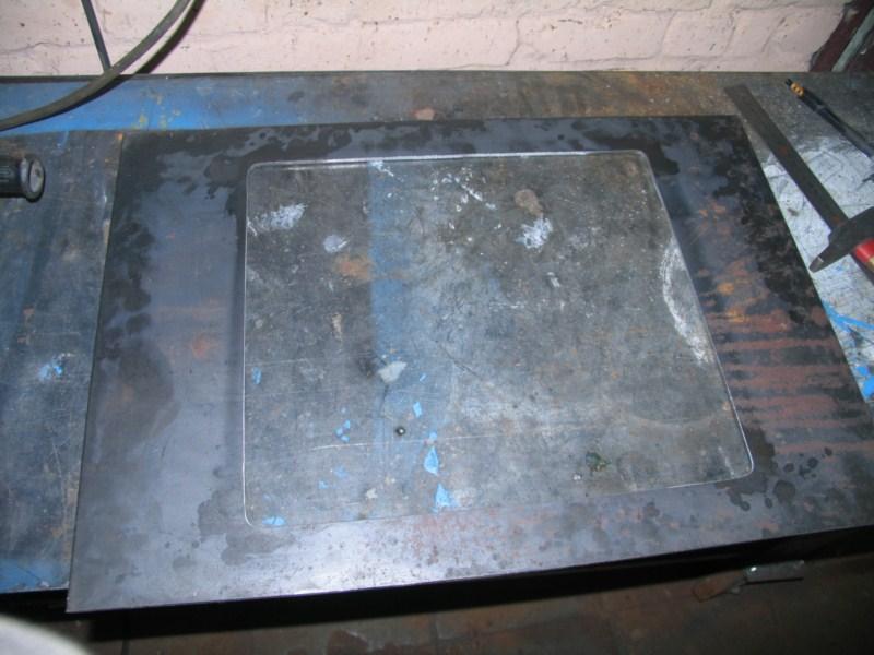 fabrication d'une scie a ruban pour métaux - Page 2 Scm05