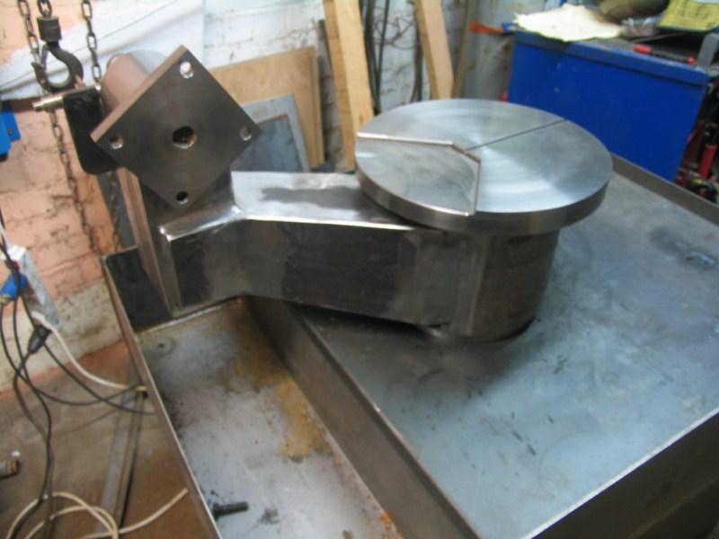 fabrication d'une scie a ruban pour métaux - Page 5 Scm101