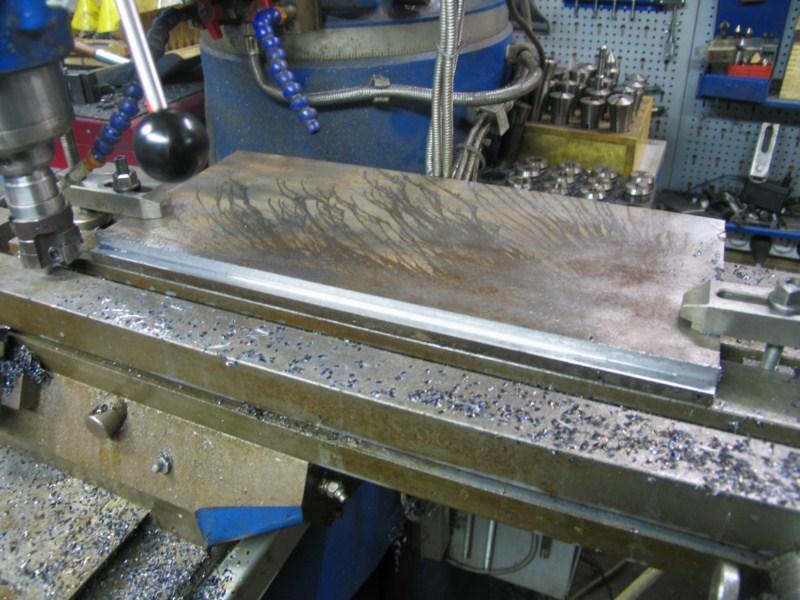 fabrication d'une scie a ruban pour métaux - Page 5 Scm104