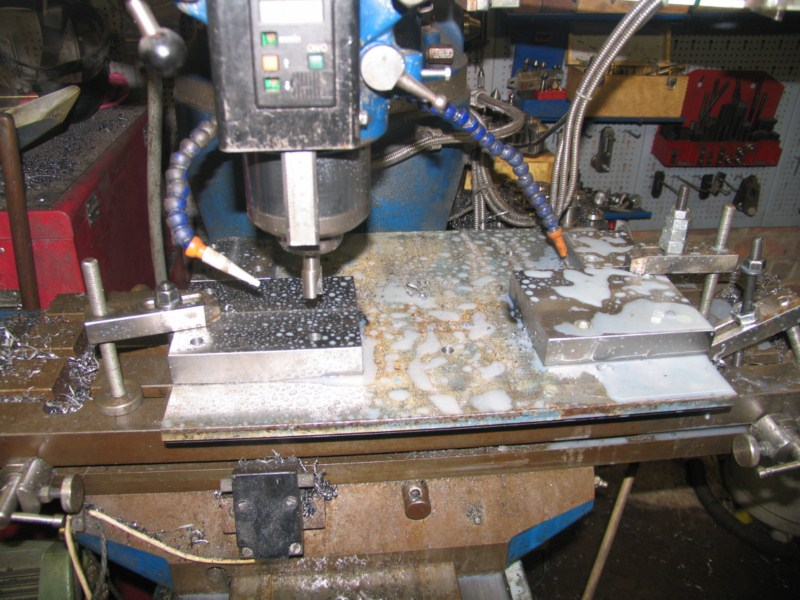 fabrication d'une scie a ruban pour métaux - Page 5 Scm109