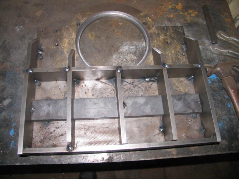 fabrication d'une scie a ruban pour métaux - Page 5 Scm121