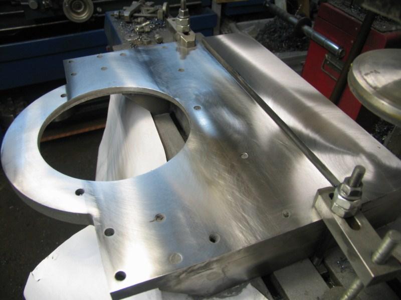 fabrication d'une scie a ruban pour métaux - Page 5 Scm127