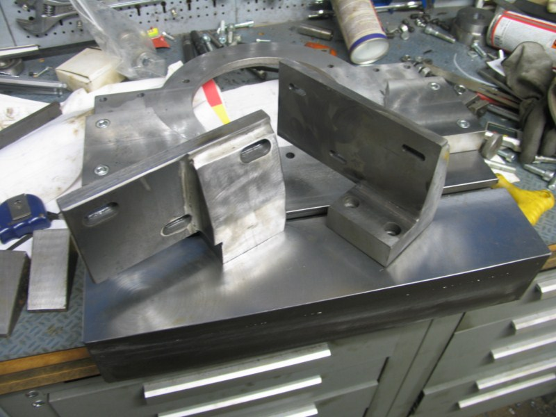 fabrication d'une scie a ruban pour métaux - Page 5 Scm133