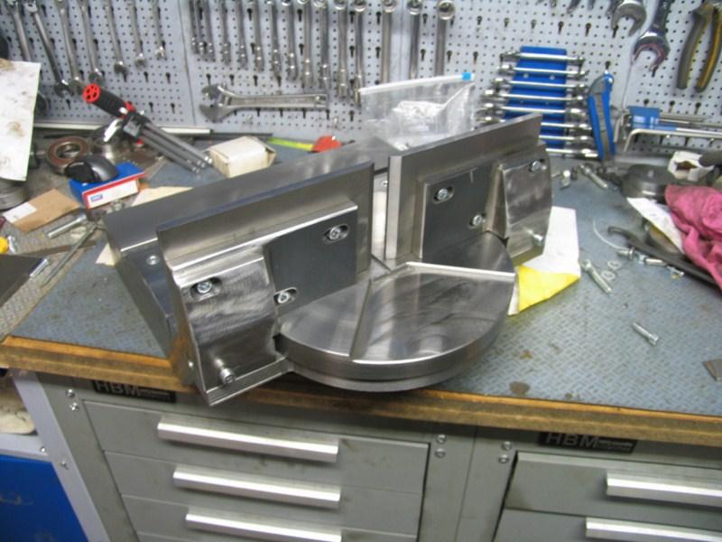fabrication d'une scie a ruban pour métaux - Page 5 Scm140
