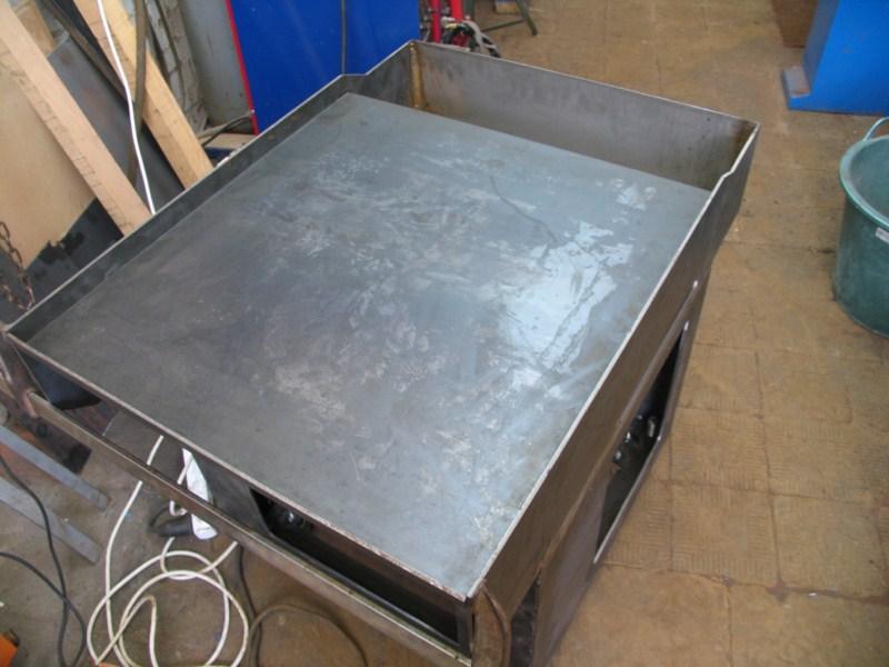 fabrication d'une scie a ruban pour métaux - Page 3 Scm23