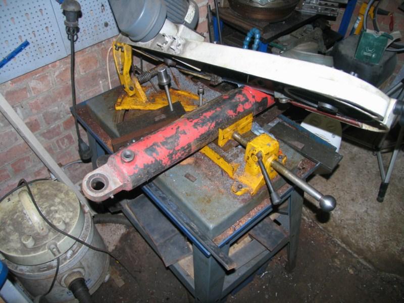 fabrication d'une scie a ruban pour métaux - Page 3 Scm26