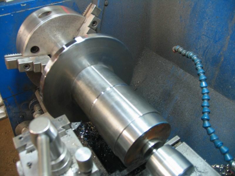 fabrication d'une scie a ruban pour métaux - Page 3 Scm30