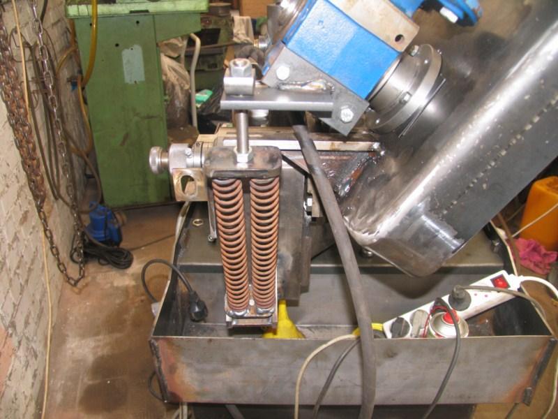 fabrication d'une scie a ruban pour métaux - Page 17 Scm319