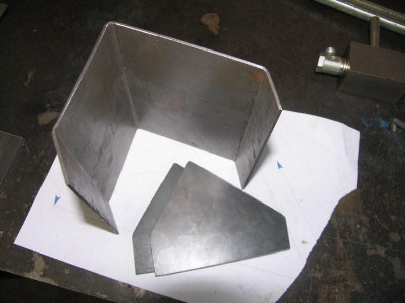 fabrication d'une scie a ruban pour métaux - Page 17 Scm320