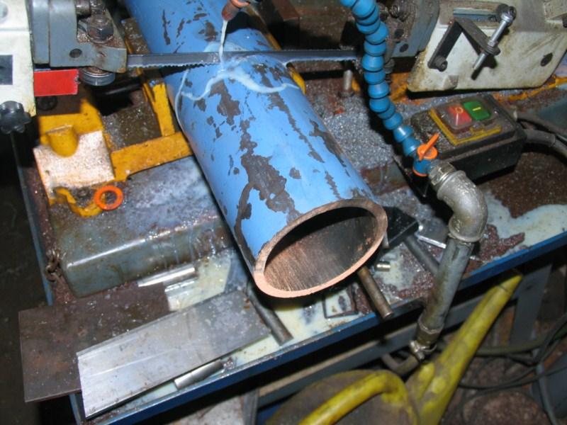 fabrication d'une scie a ruban pour métaux - Page 3 Scm42