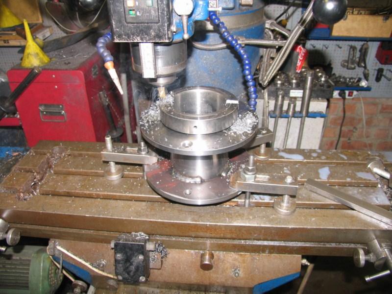 fabrication d'une scie a ruban pour métaux - Page 3 Scm46