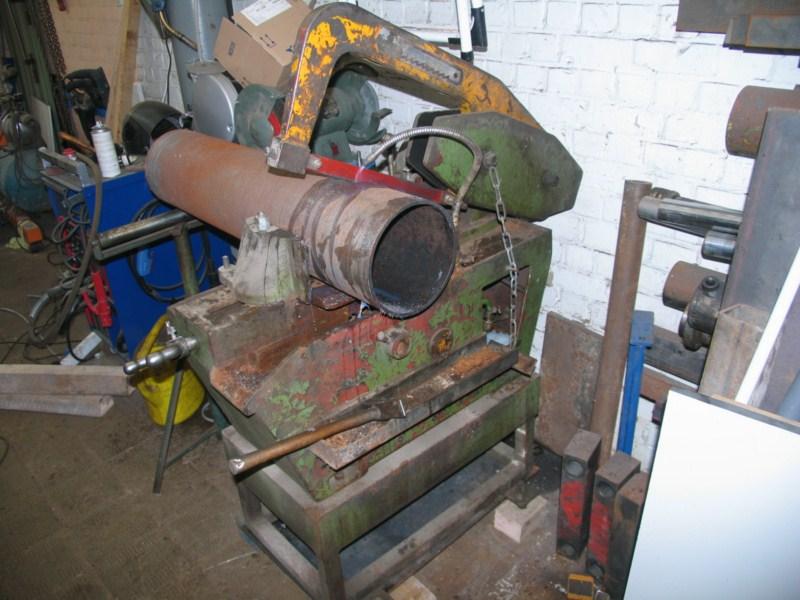 fabrication d'une scie a ruban pour métaux - Page 3 Scm47
