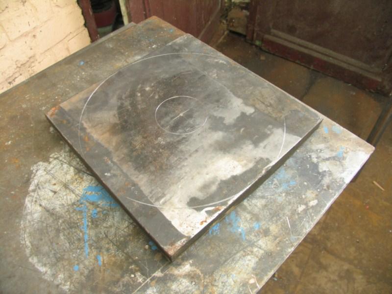 fabrication d'une scie a ruban pour métaux - Page 3 Scm54