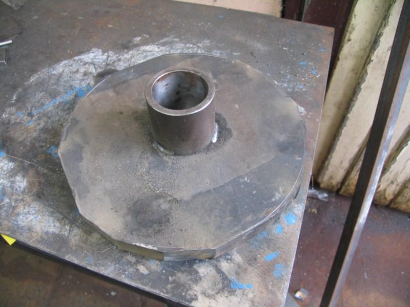 fabrication d'une scie a ruban pour métaux - Page 3 Scm55