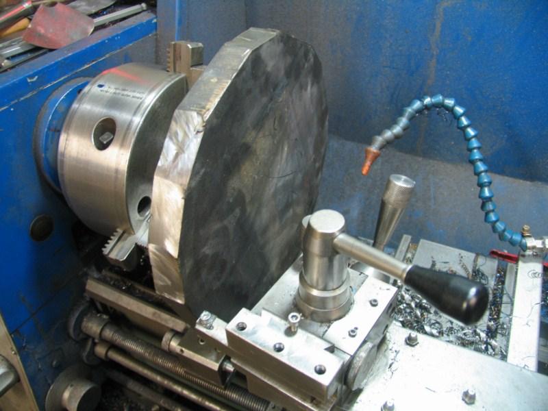 fabrication d'une scie a ruban pour métaux - Page 3 Scm56