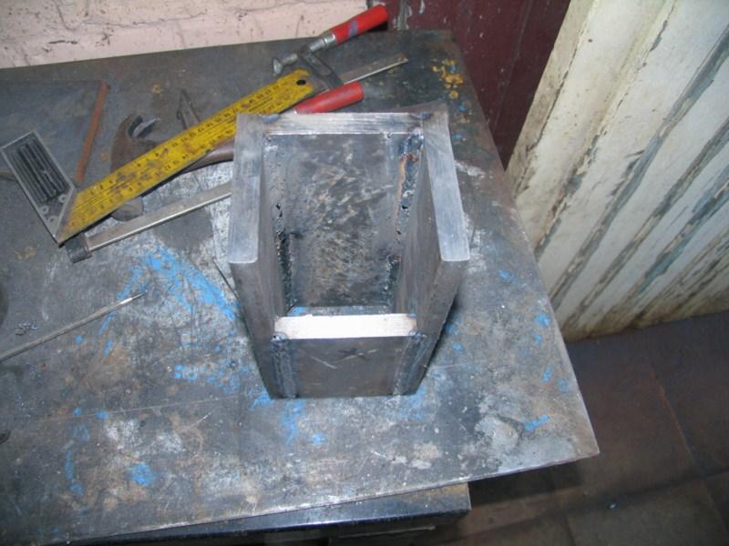 fabrication d'une scie a ruban pour métaux - Page 4 Scm75