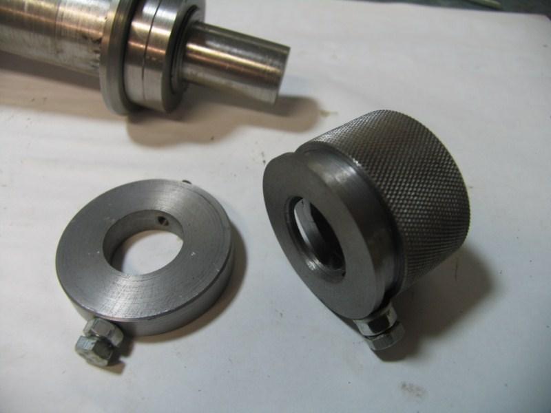 fabrication d'une scie a ruban pour métaux - Page 4 Scm87
