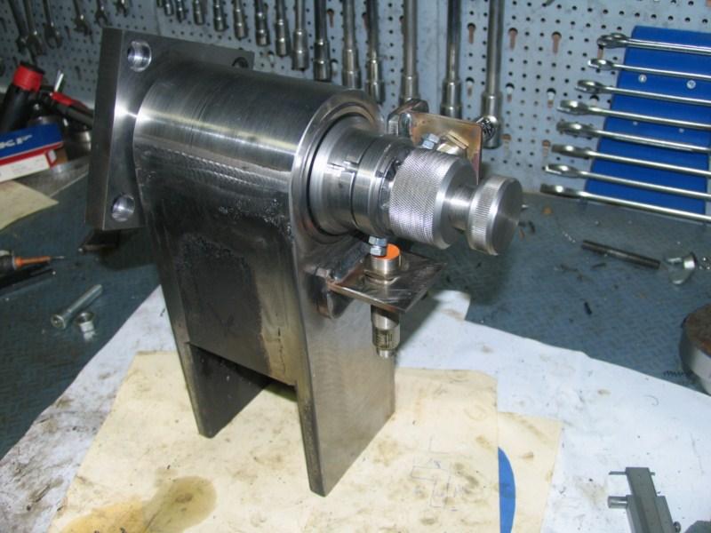 fabrication d'une scie a ruban pour métaux - Page 4 Scm90