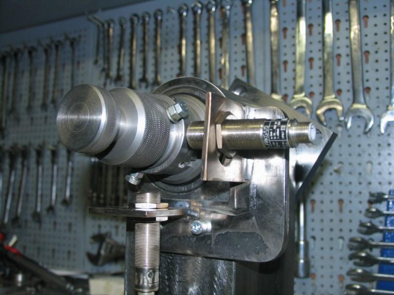 fabrication d'une scie a ruban pour métaux - Page 4 Scm91
