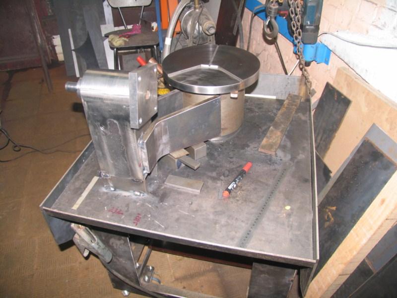 fabrication d'une scie a ruban pour métaux - Page 5 Scm93