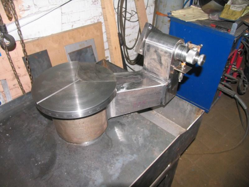 fabrication d'une scie a ruban pour métaux - Page 5 Scm99