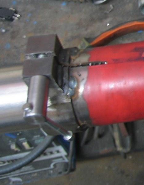 Un pied électrique pour backstand Pb-09