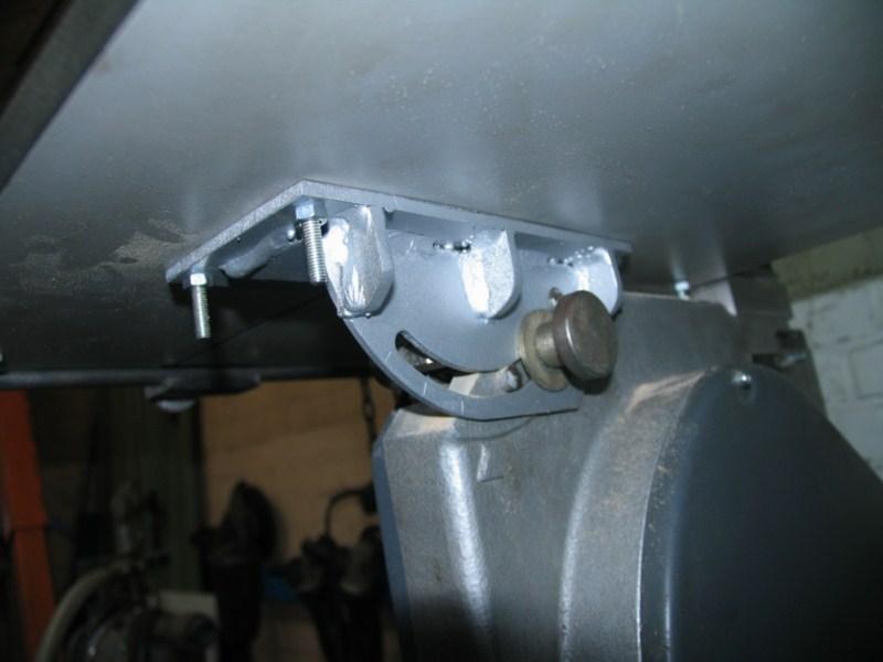 Remise en état d'une petite scie à ruban Sc37