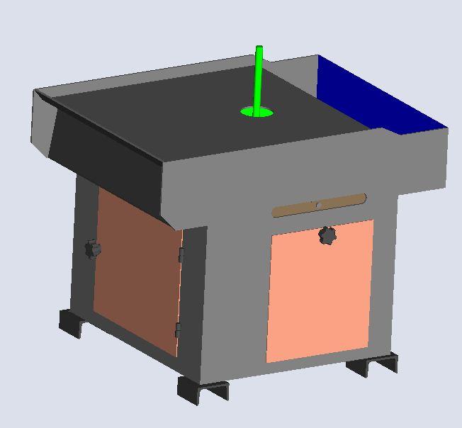 fabrication d'une scie a ruban pour métaux - Page 2 Pl01