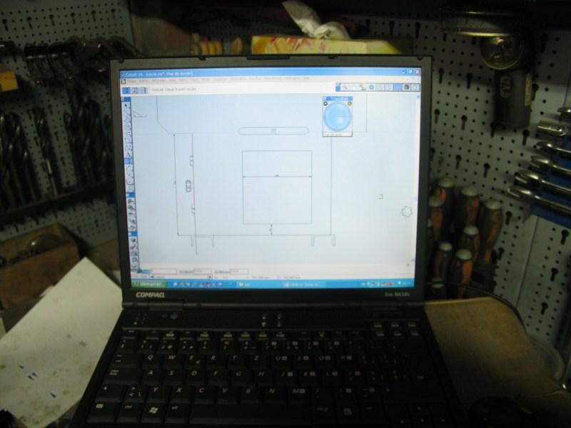 fabrication d'une scie a ruban pour métaux - Page 2 Scm02