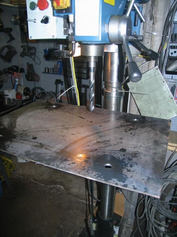 fabrication d'une scie a ruban pour métaux - Page 2 Scm04