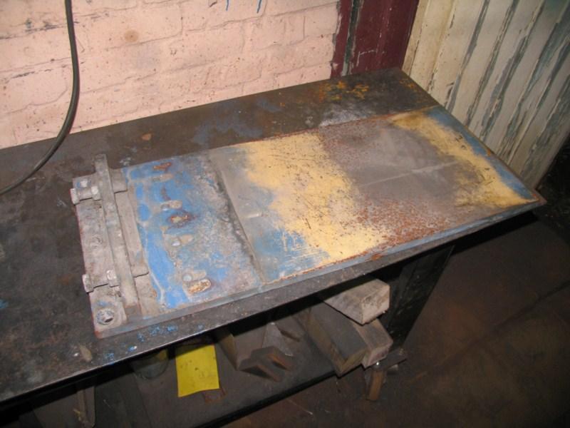fabrication d'une scie a ruban pour métaux - Page 5 Scm102