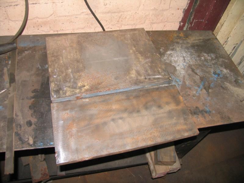 fabrication d'une scie a ruban pour métaux - Page 5 Scm103