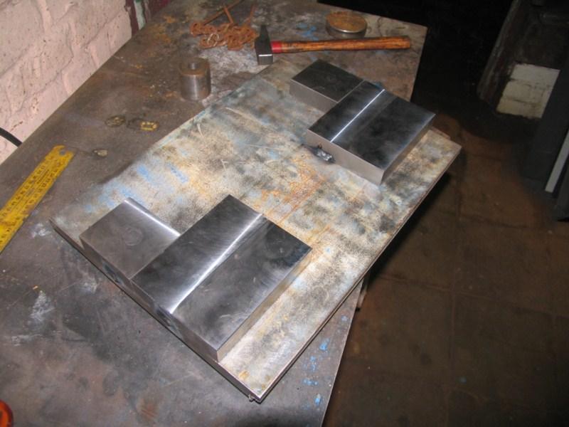 fabrication d'une scie a ruban pour métaux - Page 5 Scm107