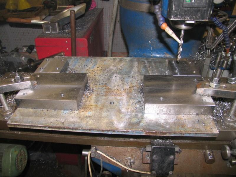 fabrication d'une scie a ruban pour métaux - Page 5 Scm108