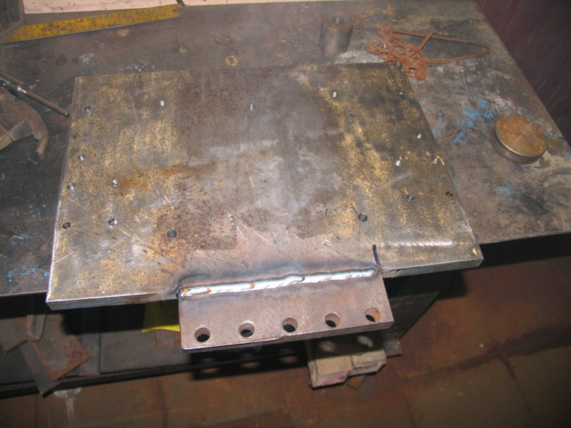 fabrication d'une scie a ruban pour métaux - Page 5 Scm110