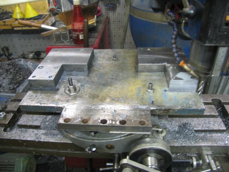 fabrication d'une scie a ruban pour métaux - Page 5 Scm112